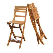 INTERBUILD Sofia <b>Bar Chair</b> (<b>2</b>-Pack), Golden Teak | The Home ...
