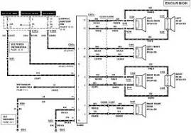radio wiring diagram 2000 for images 2000 ford excursion radio wiring diagram 2000 electric