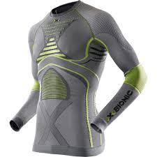 Термобельё (<b>футболка</b>) <b>Radiactor</b> Evo Long <b>X</b>-<b>Bionic</b>