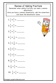 How To Add And Subtract Fractions 6th Grade - 1000 ideas about ...Math Worksheet : Adding And Subtracting Fractions Worksheets 6th Grade Use How To Add And Subtract