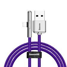 Кабель <b>Baseus Iridescent Lamp</b> Mobile Game Cable USB For ...