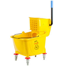 bucket wringer lavex quart mop bucket wringer combo lavex janitorial 36 qt yellow mop bucket wringer combo