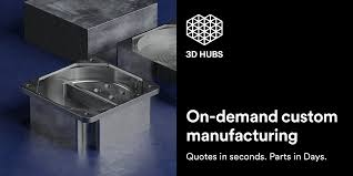 <b>3D</b> Hubs | On-demand Manufacturing: Quotes in Seconds, Parts in ...