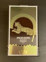 <b>Memo</b> Paris <b>African Leather Eau</b> De Parfum 75 ml 2.53 fl.oz. New ...