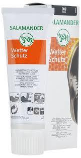 """Крем для <b>обуви Salamander</b> """"Wetter Schutz"""", цвет: черный (009 ..."""