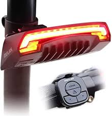MEILAN X5 Smart Bike Tail Light with Turn Signals ... - Amazon.com