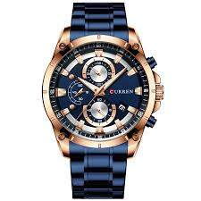 CURREN 8360 Luxury <b>Business Classic</b> Quartz Men Watch 3ATM ...