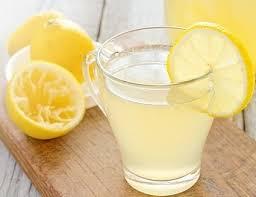Risultati immagini per foto di acqua limone e miele