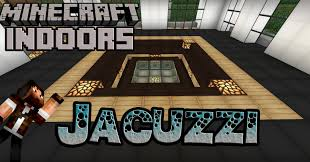 how to build a jacuzzi minecraft indoors hot tub tutorial aesthetic lighting minecraft indoors torches