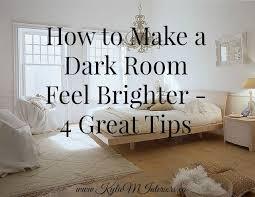 these ideas and tips will help to lighten and brighten a dark room or basement brighten dark room