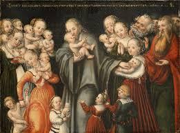 the reformation essay heilbrunn timeline of art history the christ blessing the children