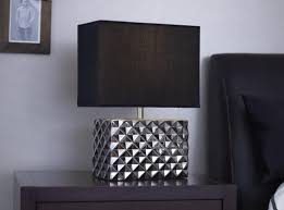 Side Table Lamps For Bedroom Brilliant Awesome Interior Awesome Box Table Lamp For Bedroom
