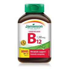 <b>Vitamin B12</b> | 1,200mcg | <b>Methylcobalamin</b> | <b>Timed</b> Release ...