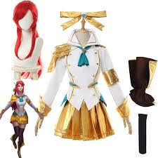 Game LOL Lux Cosplay <b>Costume</b> LOL Battle Academia Prestige Lux ...