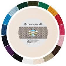 Buy <b>1 Inch Natural</b> Heavy Cotton Webbing Online