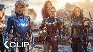 <b>Female Avengers</b> Unite Scene - <b>AVENGERS</b> 4: Endgame (2019 ...