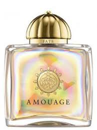 Perfume Review: <b>Amouage Fate</b> Woman – The Muse in Wooden ...