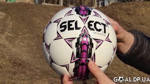 <b>Мяч футбольный Select Diamond</b> NEW - YouTube