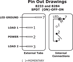 spst rocker switch wiring diagram wiring diagram dual rocker switch wiring diagram diagrams