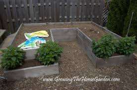 Small Picture Brick Raised Bed Vegetable Garden Home Design Ideas