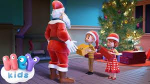 The <b>Santa Claus</b> Song for kids <b>Christmas</b> Songs for children ...