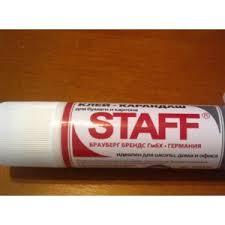 <b>Клей</b>-<b>карандаш STAFF</b> | Отзывы покупателей