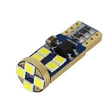 SO.K <b>T10</b> Motorcycle Light Bulbs 3 W SMD 5050 <b>200</b> lm LED For ...