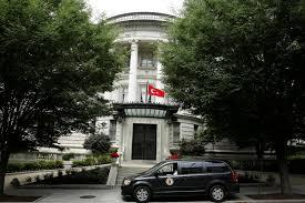 ABD Büyükelçisi Dışişleri Bakanlığı'na çağırıldı