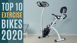 Top 10: Best <b>Folding Exercise Bikes</b> for 2020 / Magnetic Exercise ...