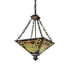 Tiffany & Co.. <b>Stained Glass Pendants Fixtures</b>
