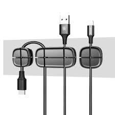 <b>Baseus Cross Peas</b> Cable Clip | InnocentStore - Stylish Apple ...