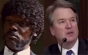 Watch Samuel L. Jackson Interrogate Brett Kavanaugh In Viral 'Pulp ...
