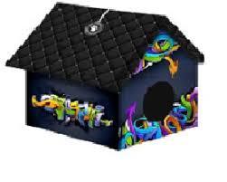 <b>Дом</b>-дизайн <b>PerseiLine</b> для домашних <b>животных</b> 33x33x40 см ...