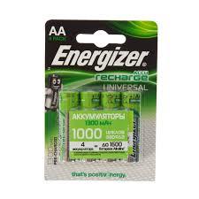 <b>Аккумулятор Energizer</b> Univ NH15 BP4 Pre-Ch 1300 мА/ч, 2 шт. в ...