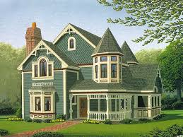 Large Victorian Homes Gothic Victorian House  large victorian    French Country House Plans Victorian House Plans  amp  Victorian Home Plans The House Plan Shop