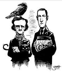 dr  who  i love and fiction on pinterestas the title says  this essay is a sketchy comparison of the some of the works of edgar allan poe and h p  lovecraft