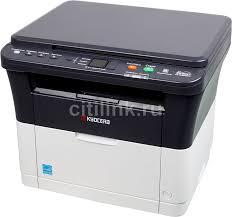Купить <b>МФУ</b> лазерный <b>KYOCERA FS</b>-<b>1020MFP</b>, серый в ...