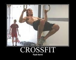 Crossfit... - MMA Forum via Relatably.com