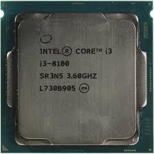 <b>Процессор Intel Core</b> i3 8100 OEM — купить, цена и ...