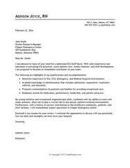 sample nursing application cover letters   sample cover letter for    healthcare  nursing  sample cover letter