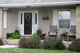 images front porch decor  simple  front porch ideas on fascinating cottage with black front por
