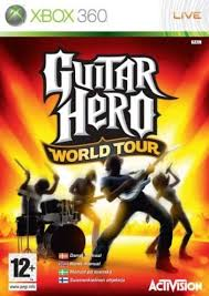 Guitar Hero World Tour RGH + DLC Xbox 360 Español [Mega+] Xbox Ps3 Pc Xbox360 Wii Nintendo Mac Linux