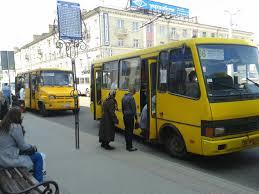 Рівненські перевізники попереджають про припинення руху маршруток