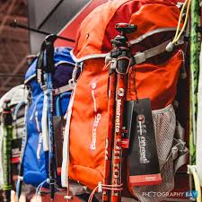 <b>Manfrotto</b> Officially Launches Off Road Backpacks, Walking Sticks ...