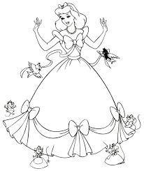 Small Picture Cinderella Coloring Book Games Online Cinderella Games Free Kids
