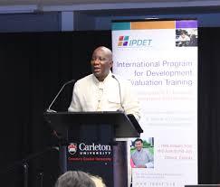 h e dr gariba speaks at the international program for sulleygariba