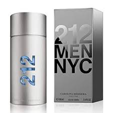 Carolina Herrera 212 By Carolina Herrera For Men ... - Amazon.com