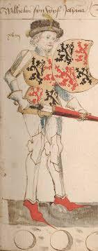 William I, Count of Hainaut