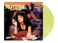 <b>OST</b> - <b>Pulp Fiction</b> (Yellow Vinyl) - Виниловые пластинки <- Vinyl ...