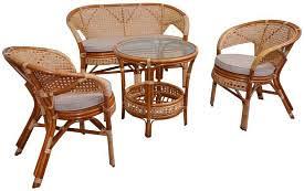 Наборы <b>плетеной мебели</b> для дачи — купить в интернет ...